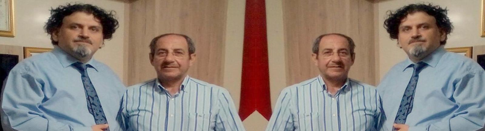 Abdullah Gül'ün Başdanışmanı Bahattin Cebeci Ziyareti