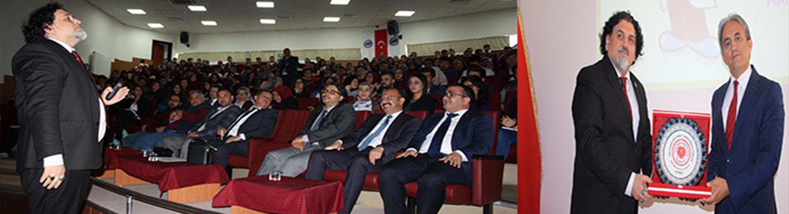 BayKAMBER Karaman'da Markalaşma Konferansı