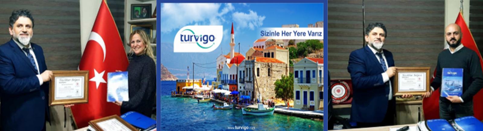 Turvigo İle Turizm Daha Güzel