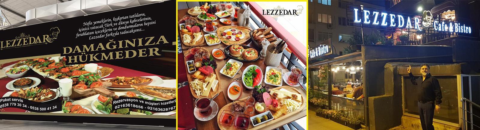 Lezzedar Cafe & Bistro Çok Yakında Hizmetinizde