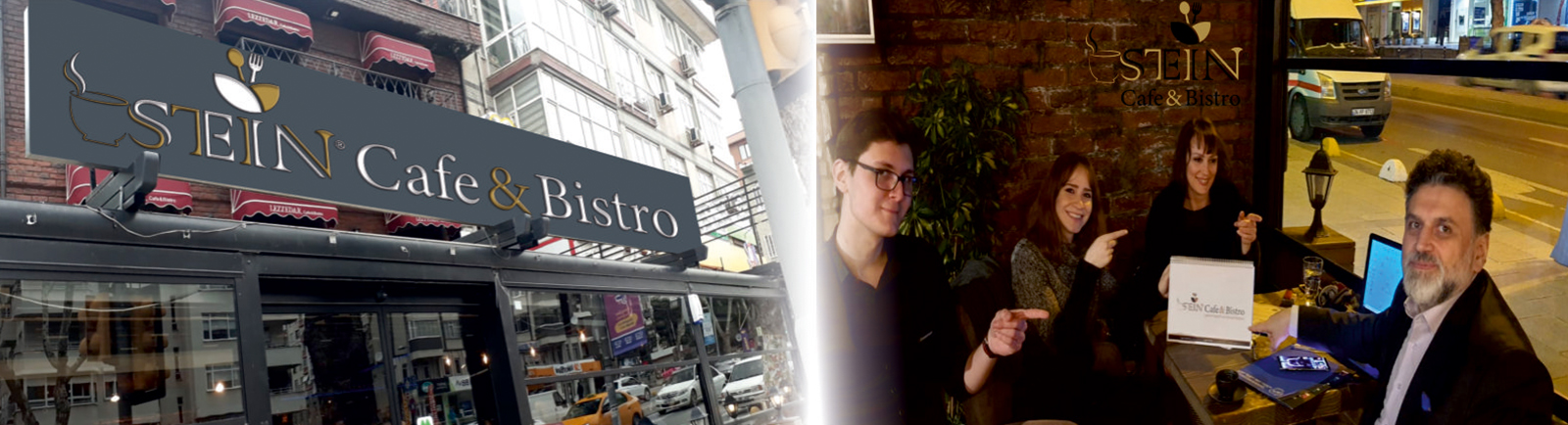 yeni marka keyif ve lezzet köşesi Stein Cafe ve Bistro
