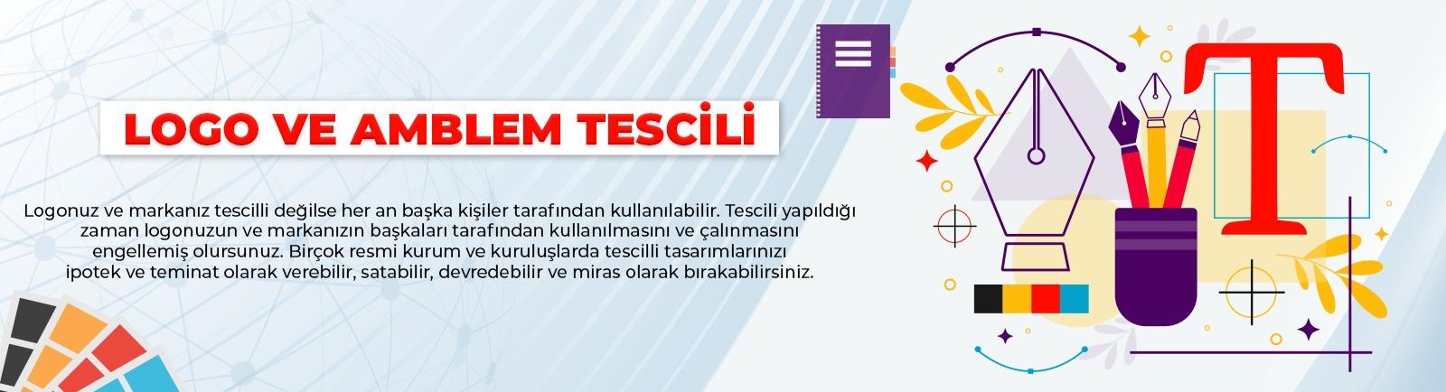 Logo ve Amblem (Tasarım) Tescili