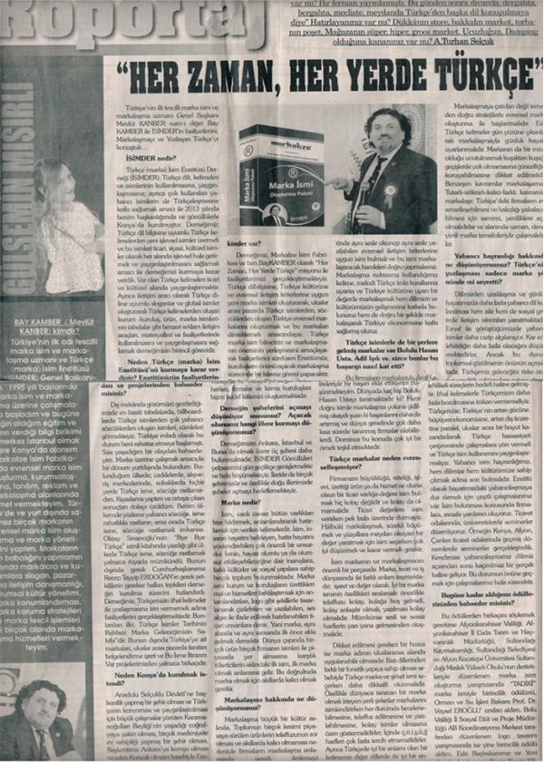Markalize Gazeteler - 140