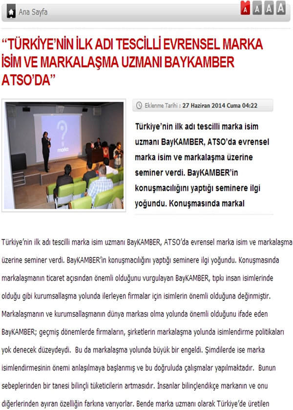 Markalize Gazeteler - 141