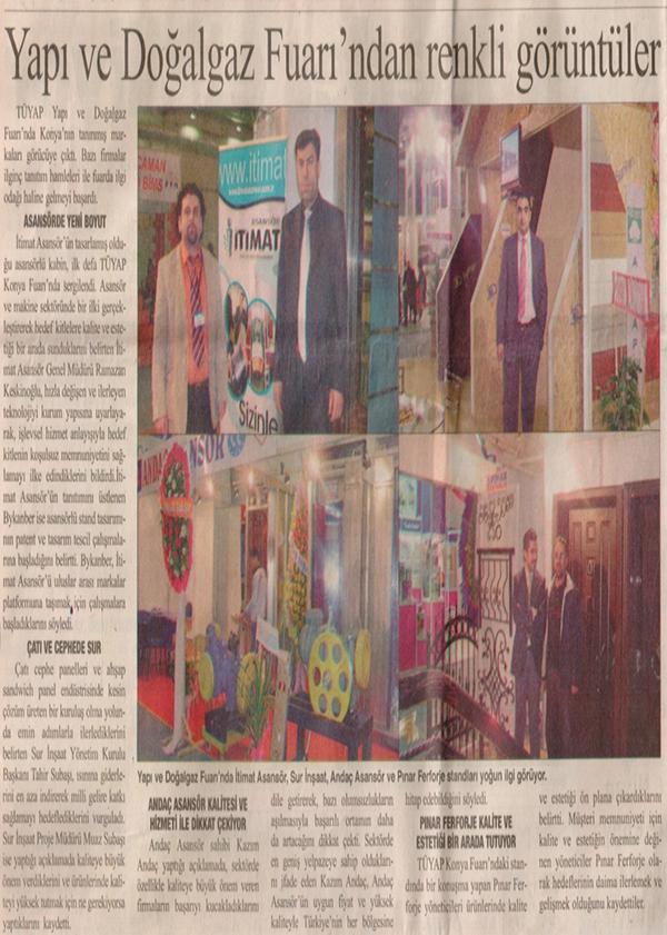 Markalize Gazeteler - 144