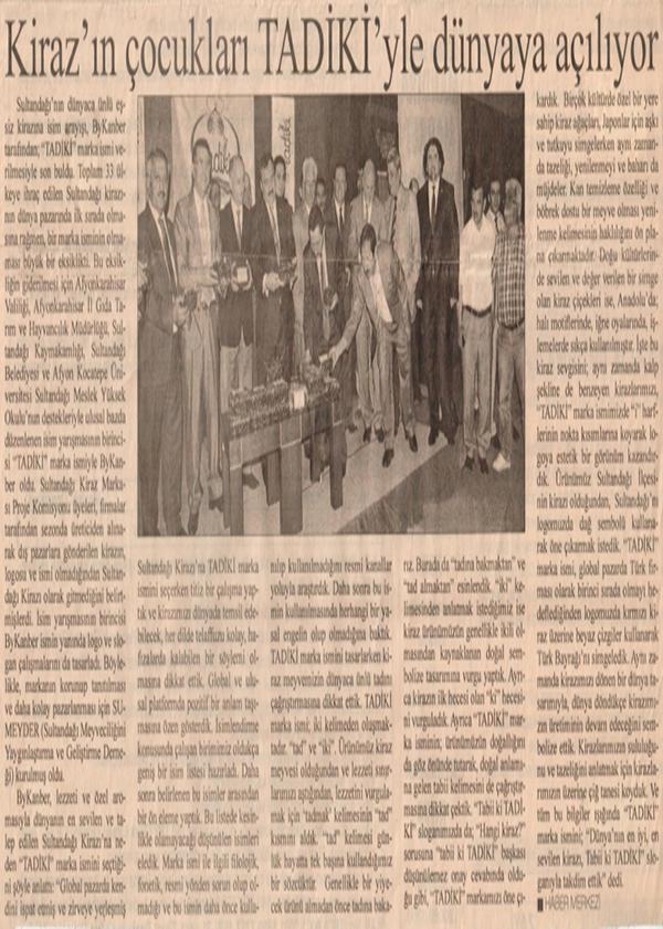 Markalize Gazeteler - 143