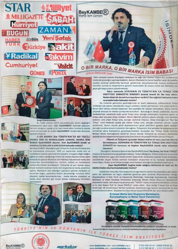 Markalize Gazeteler - 157