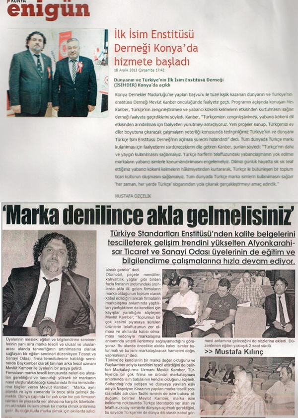 Markalize Gazeteler - 164