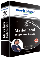 Markalize - Marka İsim Oluşturma Paketi