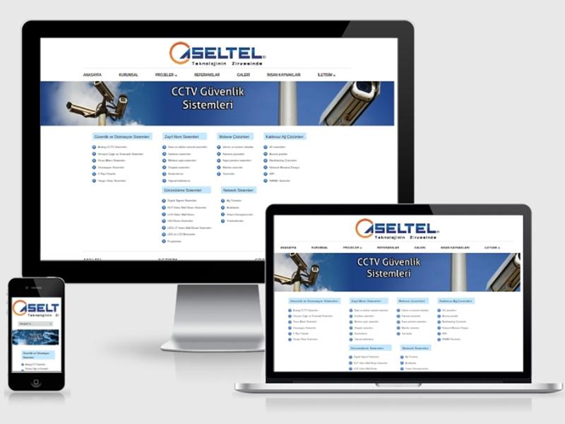 Aseltel Web Tasarım