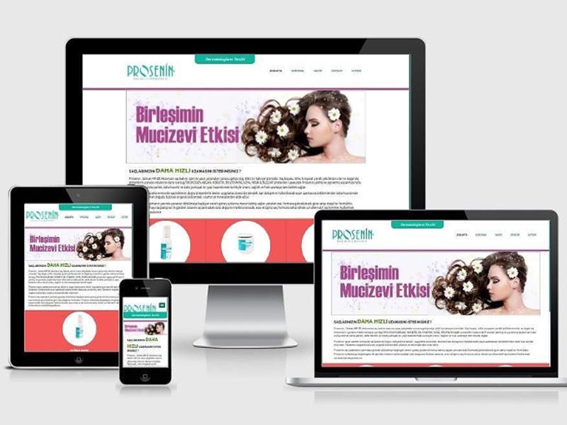 Prosenin Web Tasarım