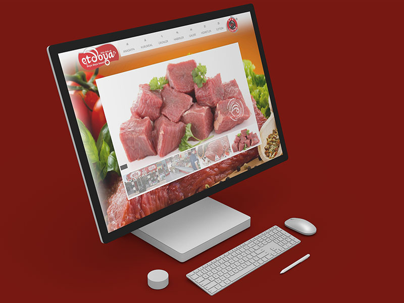 Etdoya - Efeet Center Web Tasarım