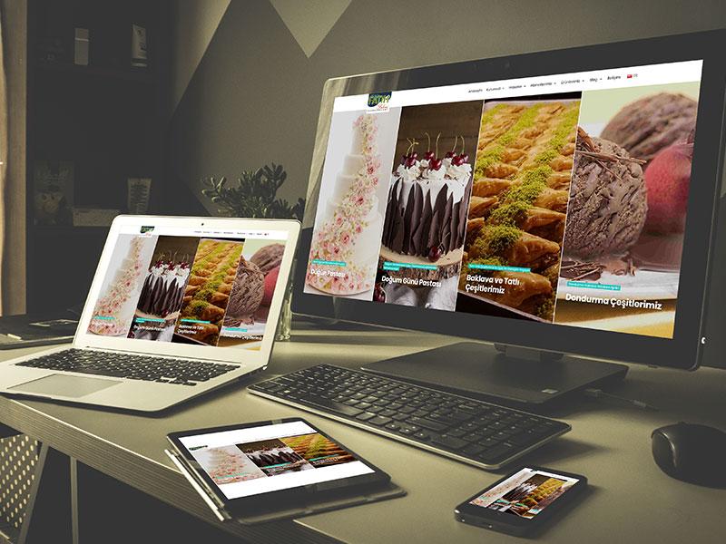 Fatih Sabri Web Tasarım