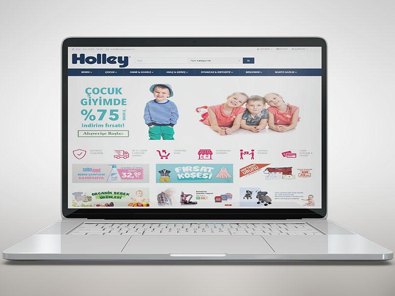 Holley Web Tasarım