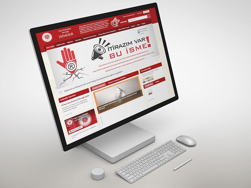 İsimder Web Tasarım