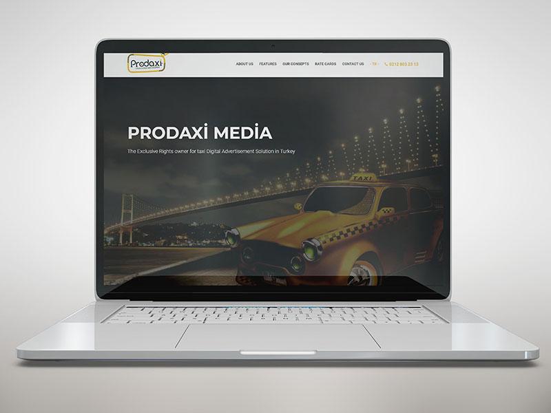Prodaxi Web Tasarım