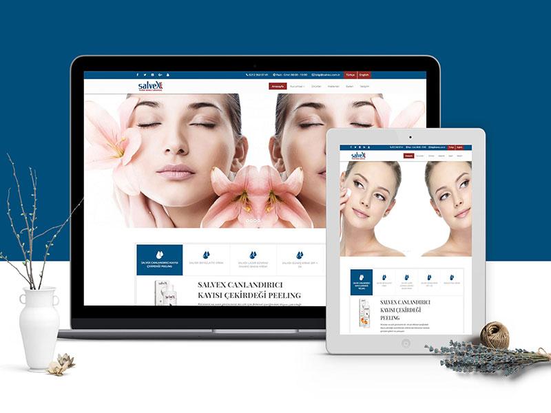 Salvex Web Tasarım