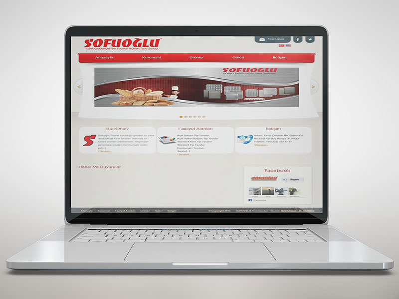 Sofuoğlu Web Tasarım