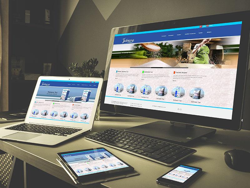 Tabiana Web Tasarım