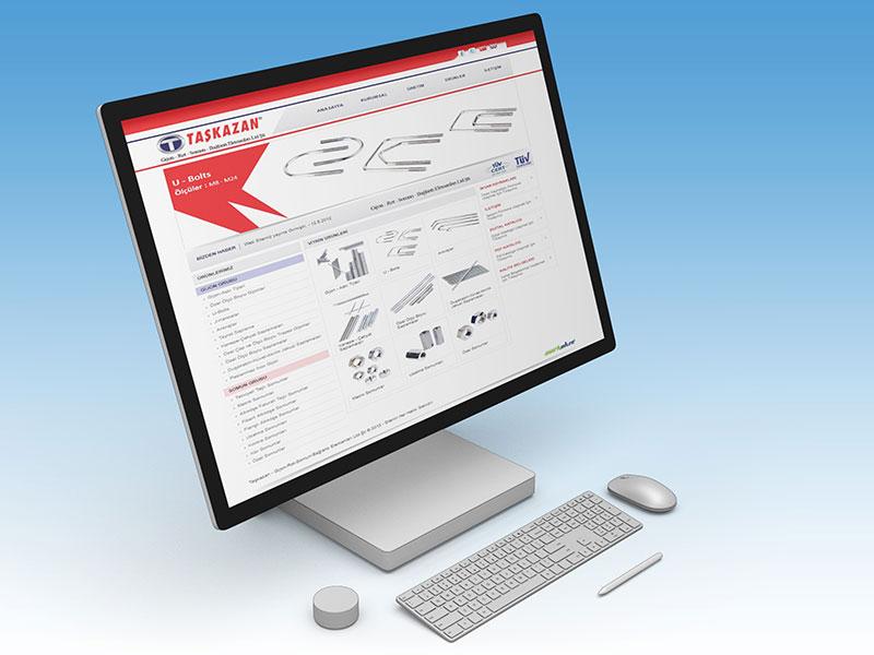 Taşkazan Web Tasarım