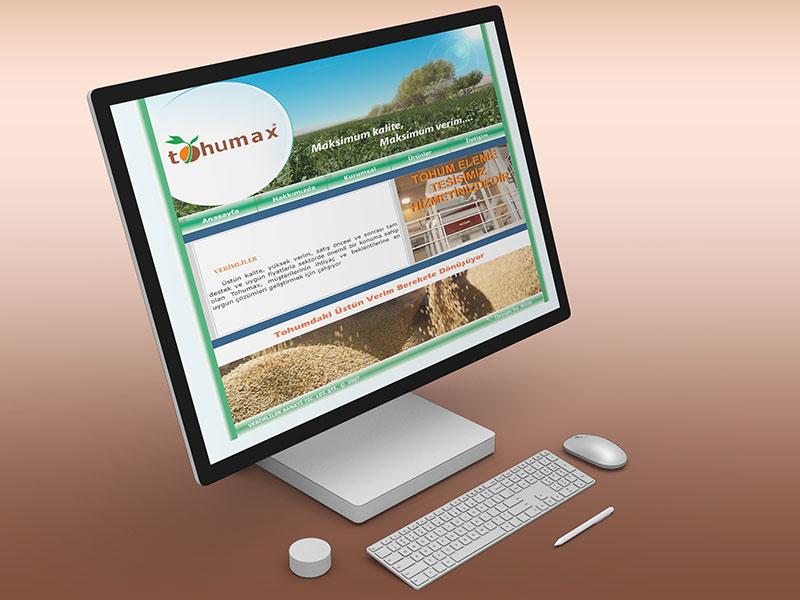 Tohumax Web Tasarım