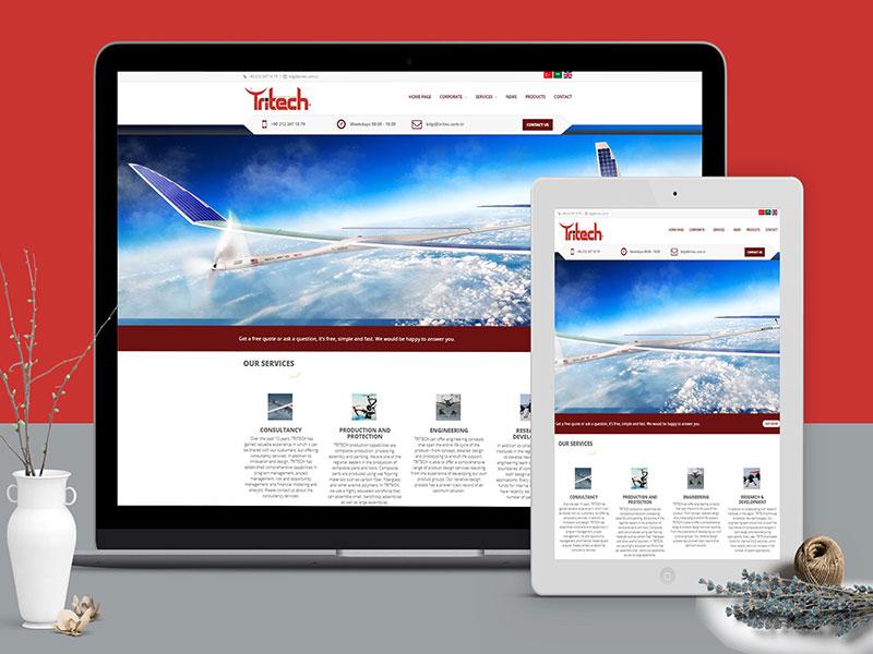 Tritec Web Tasarım