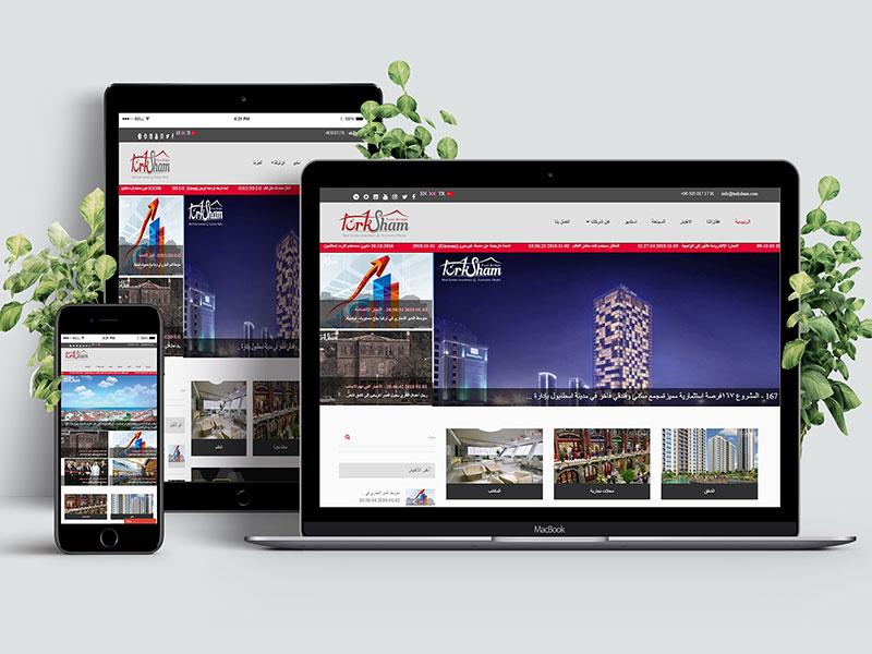 Turksham Web Tasarım