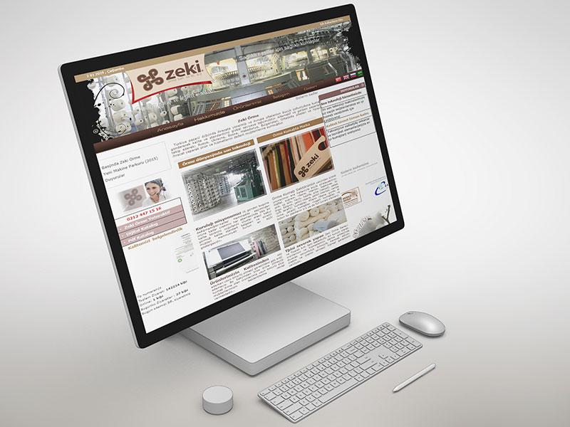 Zeki Örme Web Tasarım
